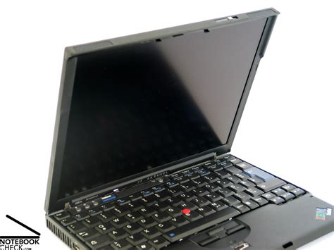 Laptop Lenovo X60 lenovo thinkpad x60s notebookcheck net external reviews