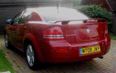 electric and cars manual 2008 dodge avenger auto manual 05 2008 dodge usa avenger sxt inferno red 2 0 petrol manual car for sale