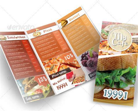 Moderne Speisekarten Vorlagen Speisekarten Vorlagen Archives Seite 7 7 Restaurant Marketing Erfolg