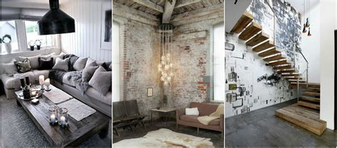 industrial home interior design 17 amazing industrial style decoration ideas live diy ideas