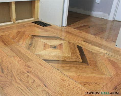 Wood Floor In Powder Room by Wood Floor Design In Powder Room Kitchen