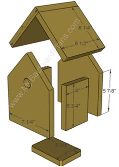 1000 Ideas About Birdhouses On Pinterest Rustic Plans For Quail Houses