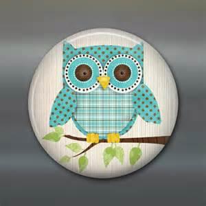 Owl Kitchen Accessories Items Similar To Cute Owl Fridge Magnet Owl Decor