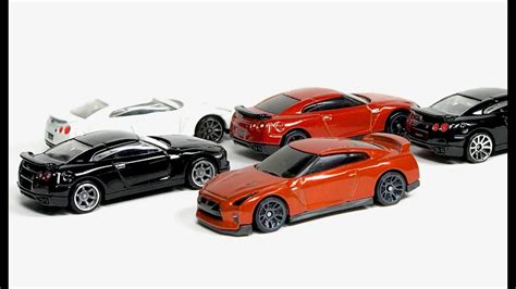 nissan hotwheels lamley showcase wheels 2017 nissan gt r r35