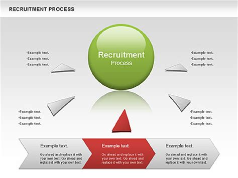 hiring process template recruitment process for presentations in powerpoint and
