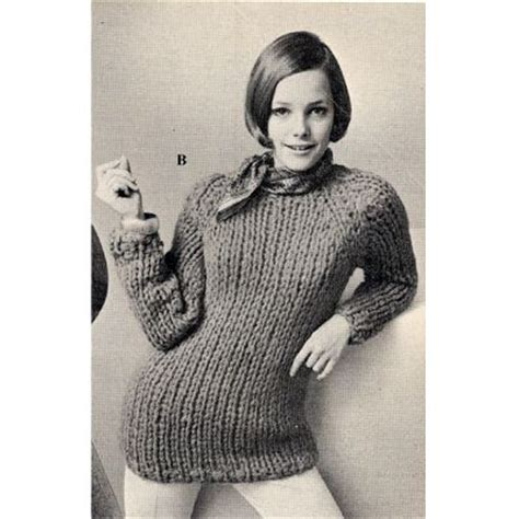 jiffy knit sweater pattern this is a jiffy knit pullover made with big needles