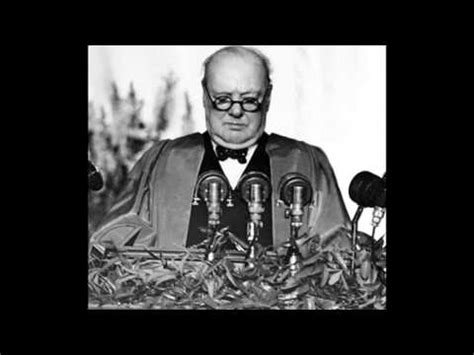 churchill iron curtain speech 5th march 1946 churchill makes his iron curtain speech