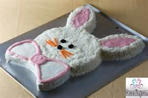 easter bunny cake decorating ideas decorationy