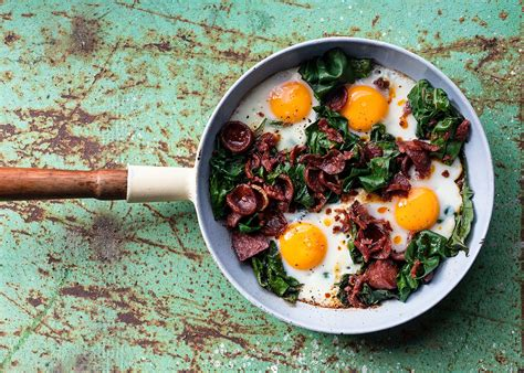 healthy fats eggs high healthy egg recipes eggs with chorizo and kale