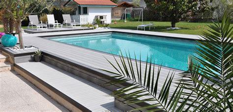 terrasse 8x4m am 233 nager une plage de piscine design