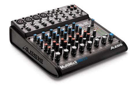 Mixer Sound alesis multimix 8 usb 2 0