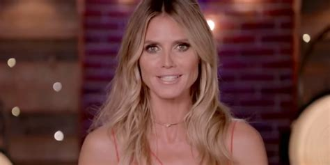 Pop Nosh Heidi Has A New Set Of by Why Heidi Klum Went As Michael Jackson For