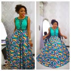 Latest naija gossip celebrity gist amp fashion ankara mixed with lace