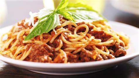cuisine spaghetti don t skip the spaghetti study says pasta not