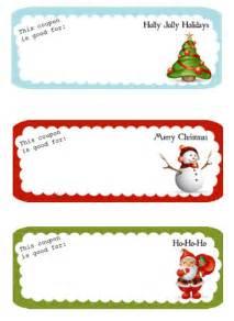 free printable holiday coupon template kim becker aka