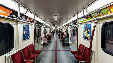 Metro Opens Doors Next by How Nyc Is Subtly Redesigning The Subway Car For City