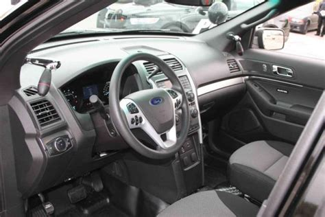 Ford Interceptor Interior by Upfitters Guide To 2014 Ford Interceptor Car Review