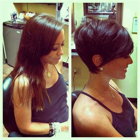 pics of cuts to make the hair look fuller longer isn t always better love this cut not anytime