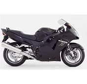 1996  2007 Honda CBR 1100 XX Super Blackbird Picture