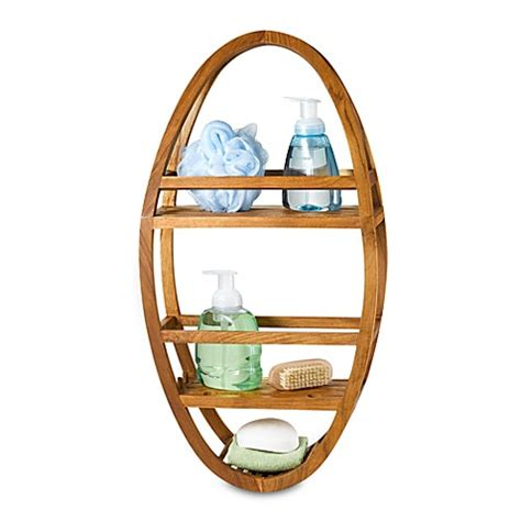 shower caddy bed bath and beyond teak shower caddy www bedbathandbeyond ca
