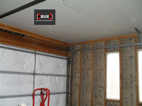 Garage Drywall by Cost To Drywall A Garage Decor23