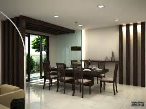 Contemporary Dining Room Ideas by White Themed Dining Room Ideas