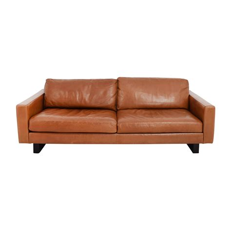 room and board leather sofa room and board leather sofa baci living room