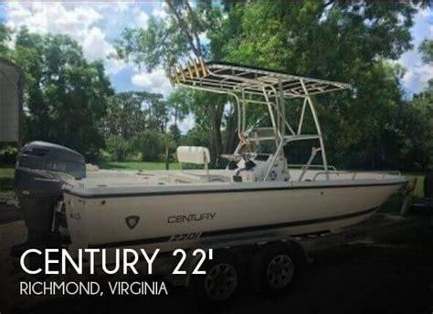 boats for sale in richmond va area sold century 2100 center console boat in richmond va