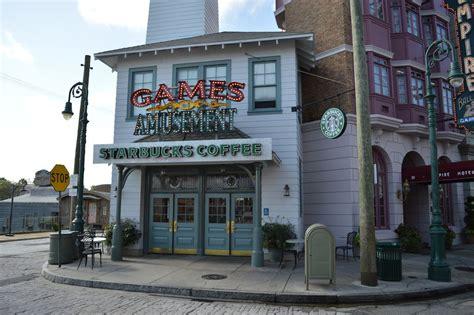 Where Can You Buy Universal Studios Gift Cards - starbucks coffee universal studios florida