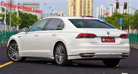 volkswagen phideon price volkswagen phideon launched on the chinese auto market