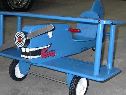 wooden airplane riding toy plans plans diy