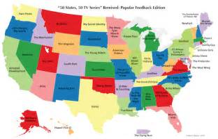 25 maps that describe america mental floss