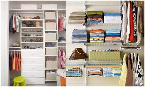 Organiser Container Tempat Isi 12 Lameila 15 bedroom closet hacks you need in your