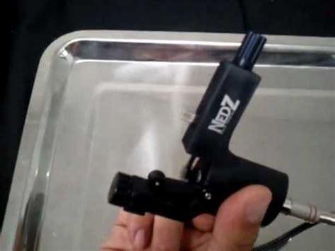 nedz tattoo pen review nedz tattoo rotary machine review youtube