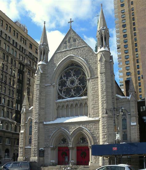 Good Churches In Nyc #5: 1200px-Holy_Trinity_Lutheran_CPW_65_sun_snow_jeh.jpg