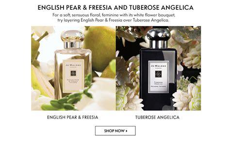 Parfum Ori Eropa Jo Malone Pear Freesia Reject jo malone fragrance combining at neiman