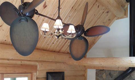 benefits  large ceiling fans  oversized blade spans