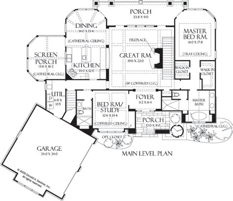 donald gardner floor plans the laurelwood house plan images see photos of don