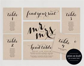 seating cards for wedding wedding seating chart seating plan template wedding