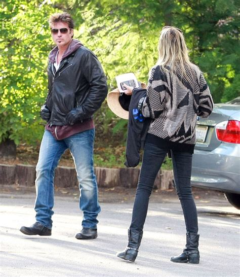 Billy Ray Cyrus And Family Leaving A Horse Stable   Pictures   Zimbio