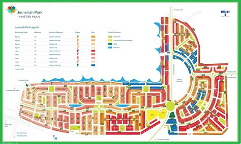 4 Bedroom Townhouse Floor Plans downloads for jumeirah park jp dubai