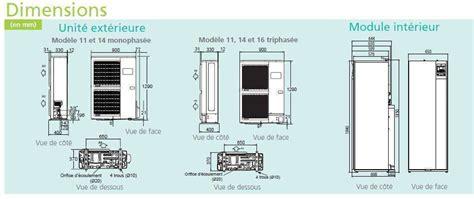 Avis Pompe A Chaleur 4262 by Installation Climatisation Gainable Avis Pac Atlantic