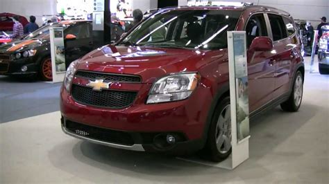 car upholstery montreal 2012 chevrolet orlando exterior and interior at 2012