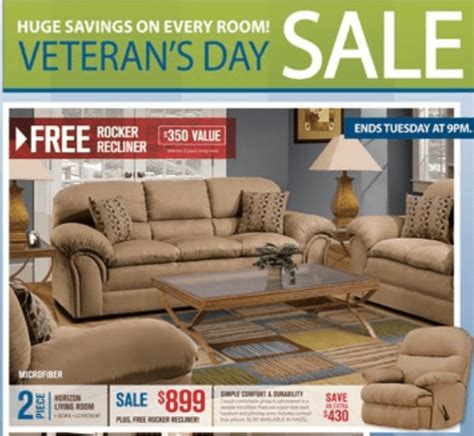 The Room Place by Veteran S Day Sale At The Roomplace The Roomplace