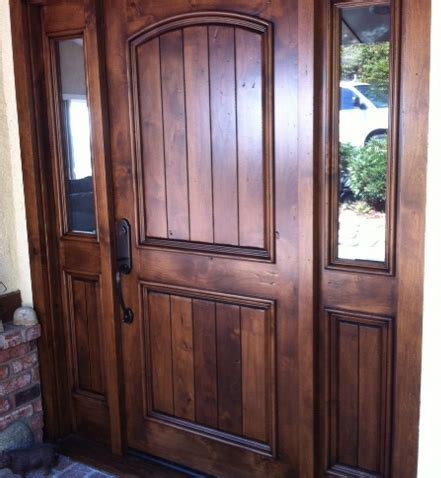 Custom Exterior Door Custom Entry Doors