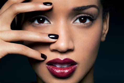 nail color for african women nails archives hype hair