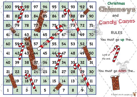 printable board games christmas teacher s pet christmas snakes and ladders premium