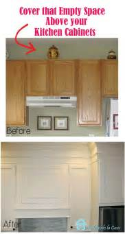 How To Do Kitchen Cabinets Best 25 Above Kitchen Cabinets Ideas On Closed Kitchen Diy Above Cabinet Decor And