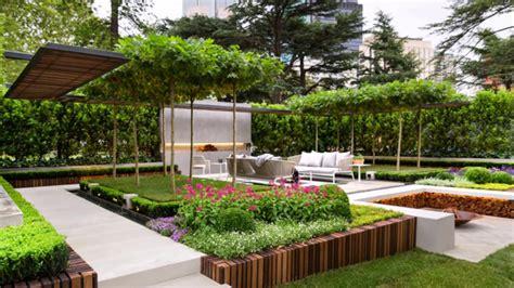 disenos de jardines para casas jardines hermosos para tu casa ideas de dise 241 o y