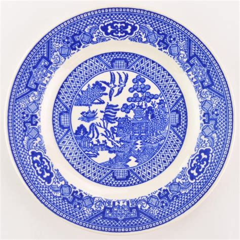 willow pattern image royal willow ware blue blue willow replacement china